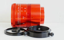 Isco Anamorphic Ultra Star plus 2.1 lens + clamp / High quality 2x Cinemascope