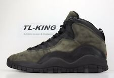 OG Vintage Nike Air Jordan 10 Shadow Left Shoe Only sz 8.5 #7