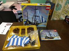 LEGO Pirates Caribbean Clipper (6274) Vintage 100% with Box and instructions.