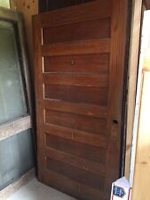 Six Panel Large Oak Door