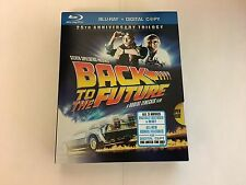 Back To The Future 25th Anniversary Trilogy Blu-ray