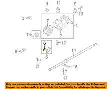 Mercury FORD OEM 05-07 Montego Axle Differential-Rear-Sensor 7F9Z4B487A