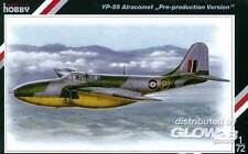 Special Hobby - Bell YP-59 Airacomet Prototyp Modell-Bausatz 1:72 RAR