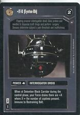 Star Wars CCG A New Hope Limited BB IT-O (Eyetee-Oh)