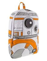 Disney Parks Star Wars BB-8 Backpack Authentic Bag