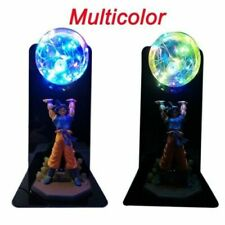 Anime Dragon Ball Z Led Light Son Goku Spirit Bomb Lamp Action Figures Gift Toy