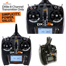 Spektrum Spmr8105 Dx8e 8 Channel Transmitter Only