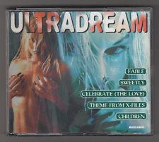 *** UltraDream *** Album 3 CD audio - 1996