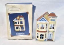 Victorian Inn Hallmark Keepsake Ornament 2002 Nostalgic House Collector Series
