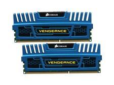 Corsair Vengeance 8GB (2X4GB) DDR3 Kit Blue 1600MHz PC3-12800 Desktop Memory RAM