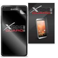 6-Pack HD XtremeGuard HI-DEF Screen Protector Cover For Kyocera Hydro View C6742