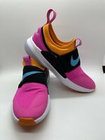 Nike Joyride Nova GS Size 3.5Y (Women's 5) Pink Orange Blue NEW
