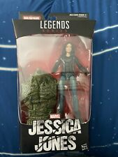 Marvel Legends Netflix Jessica Jones Man-Thing BAF Nice!!!