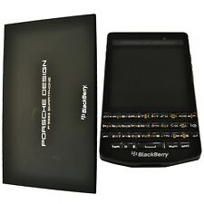 BNIB Blackberry Porsche Design P'9983 Graphite 64GB Factory Unlocked 4G CYRILLIC