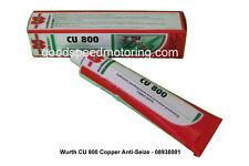 Wurth CU 800 Copper Anto Seize - 8938001