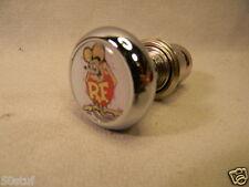 RAT FINK CHROME 12 volt DASH LIGHTER ELEMENT VINTAGE DOME STYLE