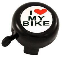Sonnettes blancs pour vélo