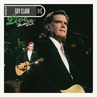 Guy Clark - Live From Austin, Tx (NEW CD+DVD)