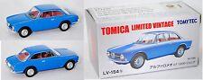 TOMICA LIMITED / TOMYTEC LV-N154b Alfa Romeo GT 1300 Junior d.-himmelblau 1:64