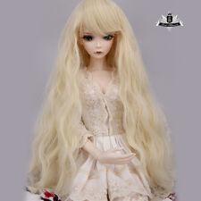 """7-8"""" MSD Wig 1/4 BJD Wig Supper Dollfie DREAM SOOM AOD Dod EID MID Wig hair #119"""