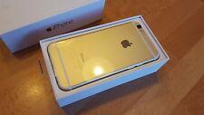 Apple iPhone 6 128GB in Gold simlockfrei & iCloudfrei mit Folie **WIE NEU**