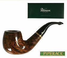 Peterson Pipe Kinsale Smooth XL16 P/Lip NEW (Like Sherlock Holmes) Free Tool
