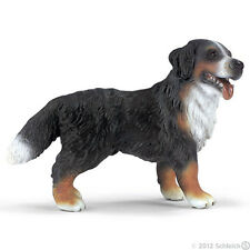 NEW SCHLEICH 16339 Bernese Mountain Dog Standing Canine - RETIRED