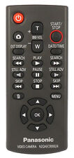 Panasonic HDC-TM700EPK Genuine Original Remote Control