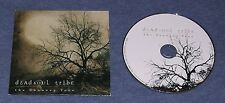 2004 METAL ~ DEADSOUL TRIBE ~ The January Tree ~ RARE PROMO ~ PROMOTIONAL CD