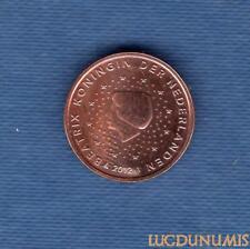 Pays Bas 2012 1 centime d'Euro SUP SPL Pièce neuve de rouleau - Netherlands
