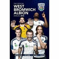 Official West Bromwich Albion FC 2015 Annual-ExLibrary