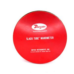 Dwyer Instruments 1211-24 Slack-Tube Manometer, 12-0-12 Range (Inches), 12 1/2 O
