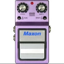 MAXON PAC9 Pure Analog Chorus NEW Guitar Effect Pedal w/ Free Pick