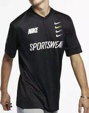 Nike Sportswear Mens Short-Sleeve Jersey Size XL CD7040-010