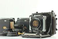 【N.MINT++】 Linhof Super Technika V23 6x9 105mm 150mm 210mm F5.6 Lens From Japan