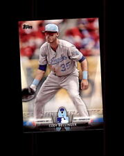 2018 Topps Salute Cody Bellinger #TS-25 Fathers Day Dodgers