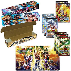 Dragon Ball Super Collectors Value Box-CROSS WORLDS- FACTORY SEALED NEW IN STOCK
