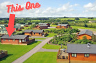 REDUCED Stunning Lodge for sale on 5 star park North Yorkshire BD23 4QF