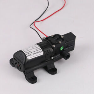 Electric sprayer disinfection small water pump 12V micro diaphragm pump