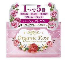 New Meishoku Japan Organic Rose Skin Conditioning Gel 90g