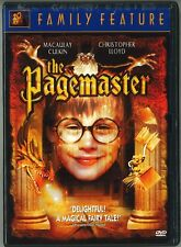 The Pagemaster Family Feature(DVD)