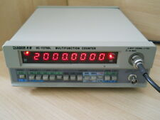 NEW 2.7GHZ BENCHTOP FREQUENCY COUNTER,PERIOD,COUNTS MEASUREMENT, HAM RADIO