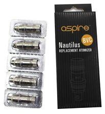 Aspire Nautilus BVC Coils   1.8 Ohm   100% Authentic   SHIPS SAME DAY!