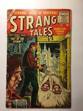 Strange Tales #37 Atlas Comics 1955