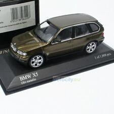 MINICHAMPS BMW X5 OLIV METALLIC 431028477