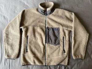 Polaire Patagonia Classic Retro-X USA sz XS Rare OG Vintage Velour jacket Exc.