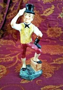 Cooper Clayton Sam Weller Shoe Shine Figurine