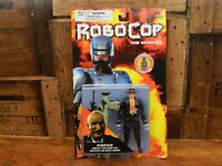 Robocop The Series Pudface Action Figure Sealed on Card 1994 Toy Island