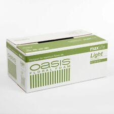 OASIS® Light Floral Foam Maxlife Brick  (Box of 20) Floral Displays Weddings