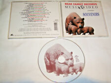 CD Bear Family Records Souvenirs Ted Herold Francis March Bibi Johns Ramsey # R2